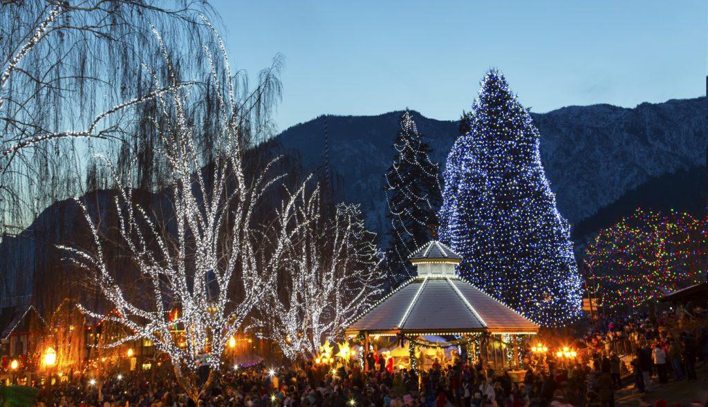 Leavenworth Lighting Festival