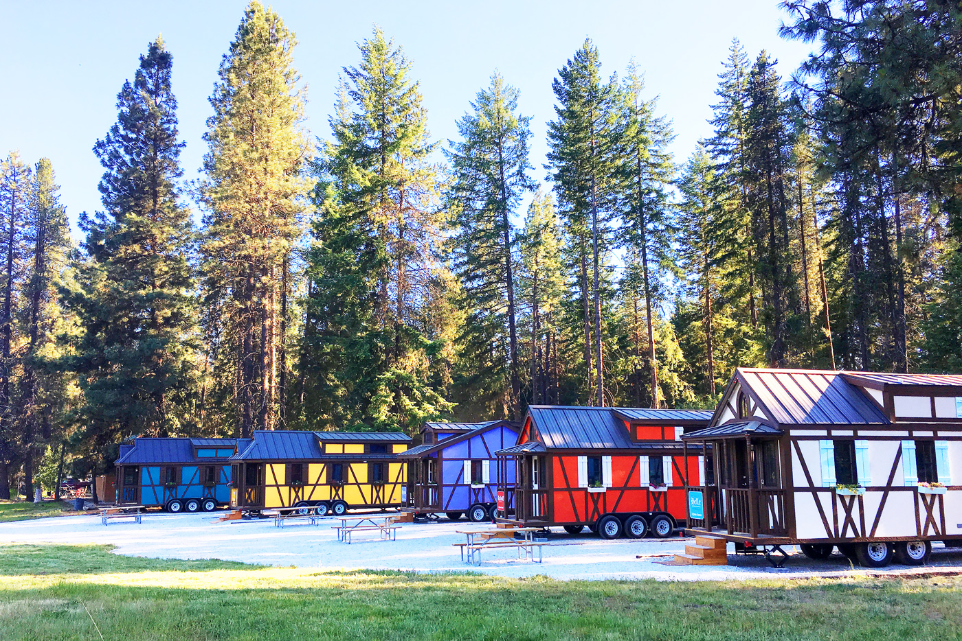 Leavenworth Tiny House Village | Leavenworth, WA