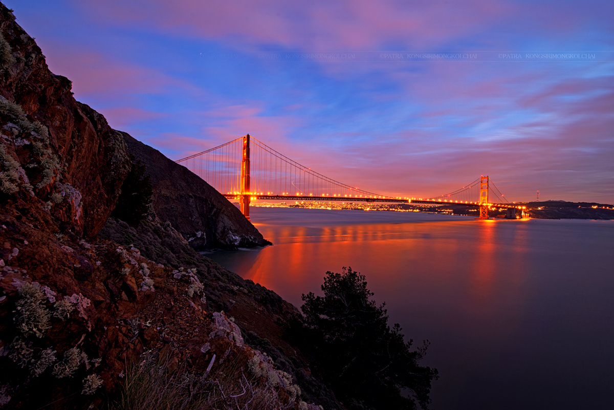 Golden Gate Bridge | San Francisco, CA