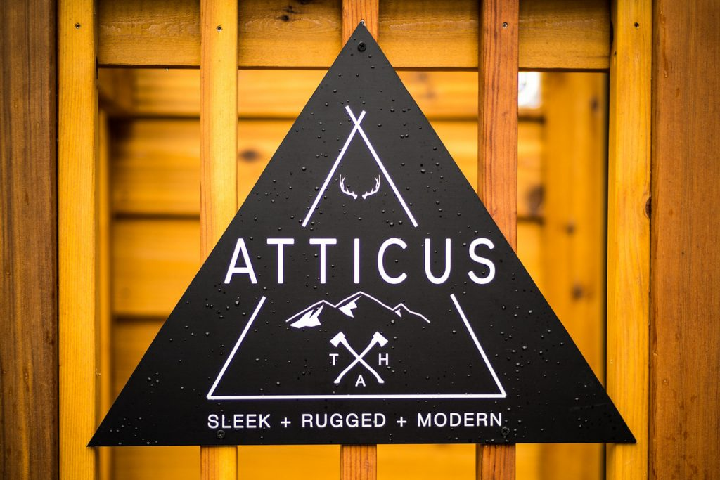 Atticus - Sleek + Rugged + Modern
