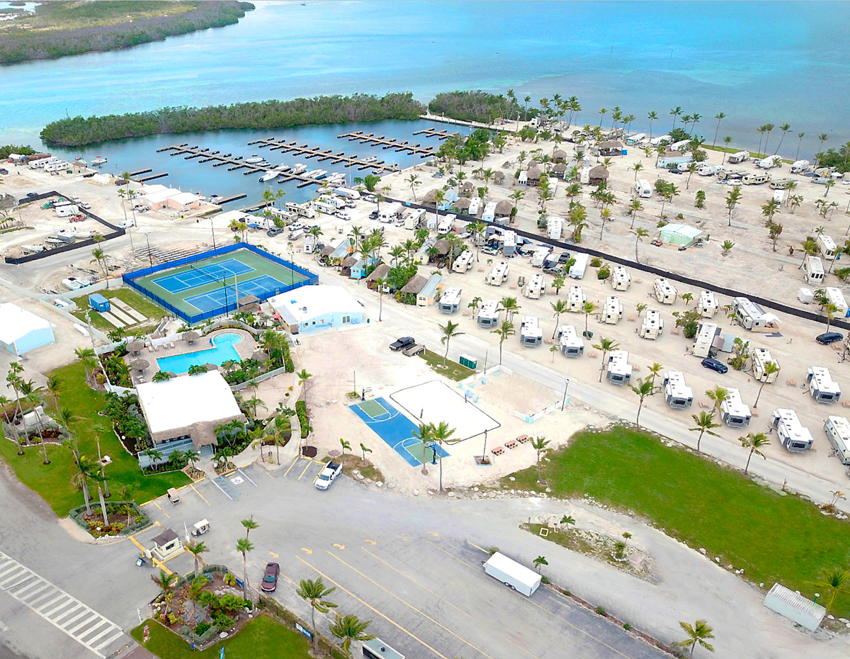 Sunshine Key RV Resort & Marina