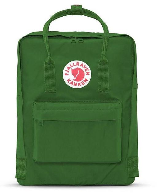 Fjallraven Kånken Backpack, $80, kanken.com