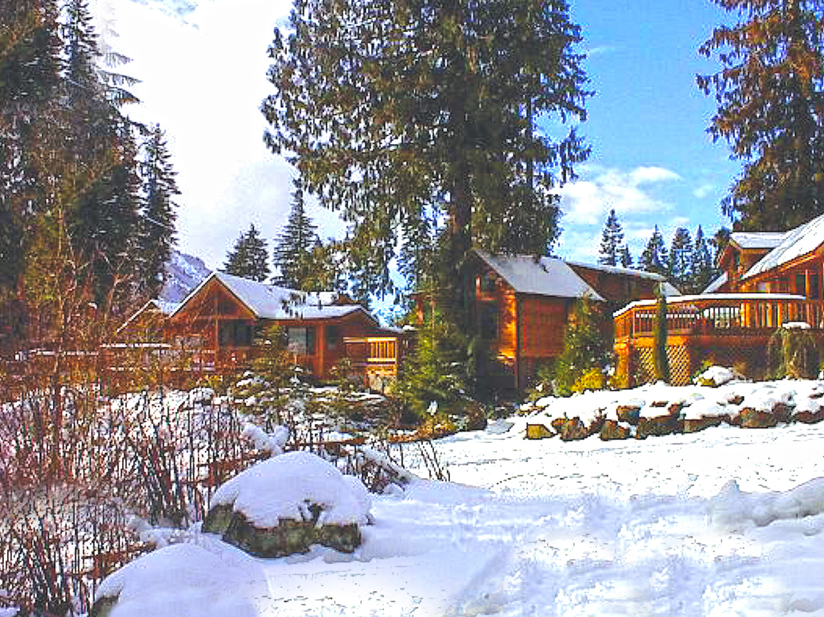 Mt Hood Village RV Resort