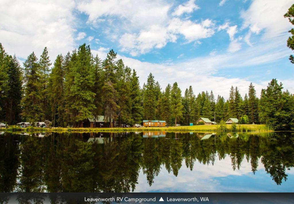 Leavenworth RV Campground • Leavenworth, WA