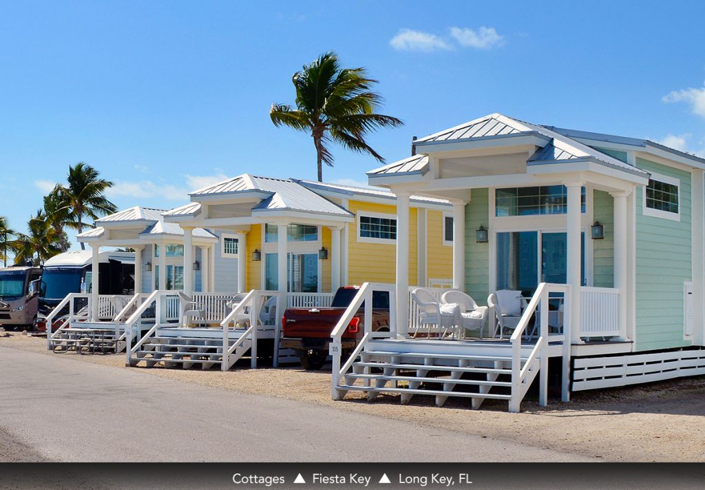 Cottages, Fiesta Key, Long Key, FL