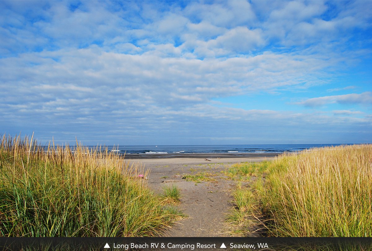 Long Beach RV & Camping Resort, Seaview, WA