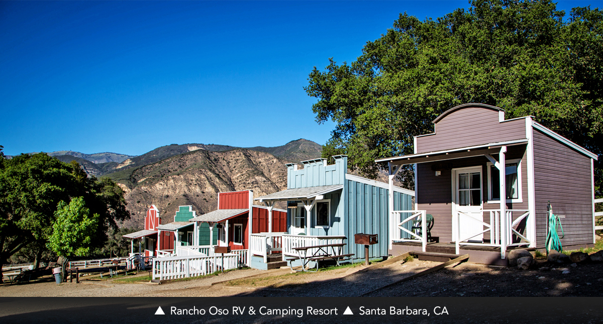 Rancho Oso RV & Camping Resort, Santa Barbara, CA