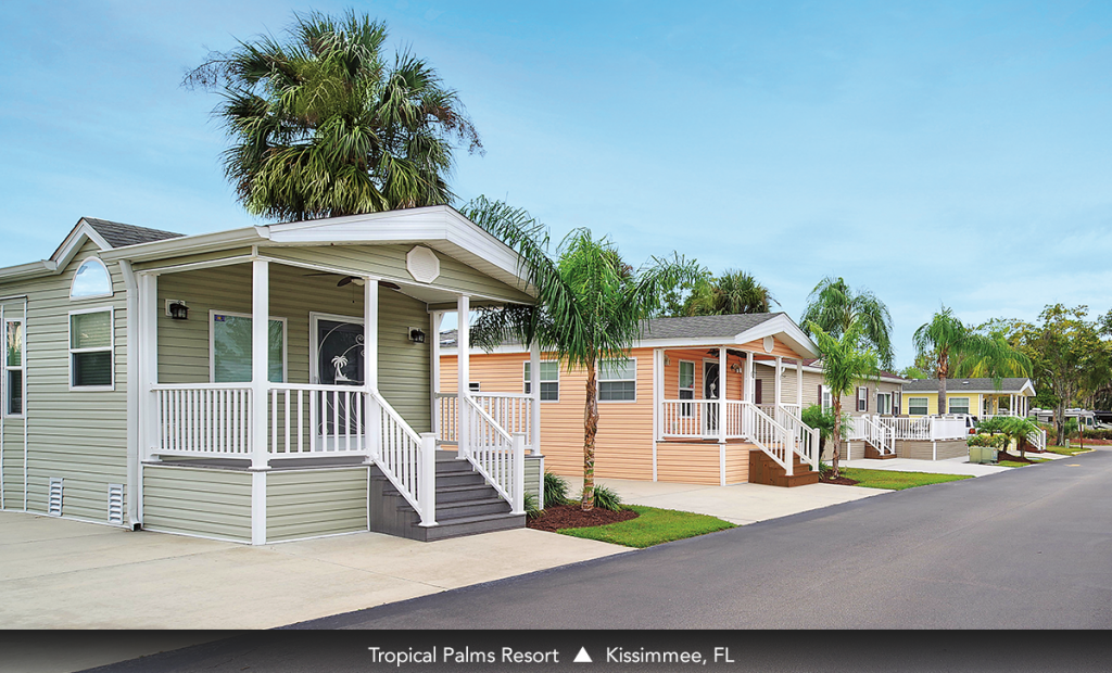 Tropical Palms Resort • Kissimmee, FL