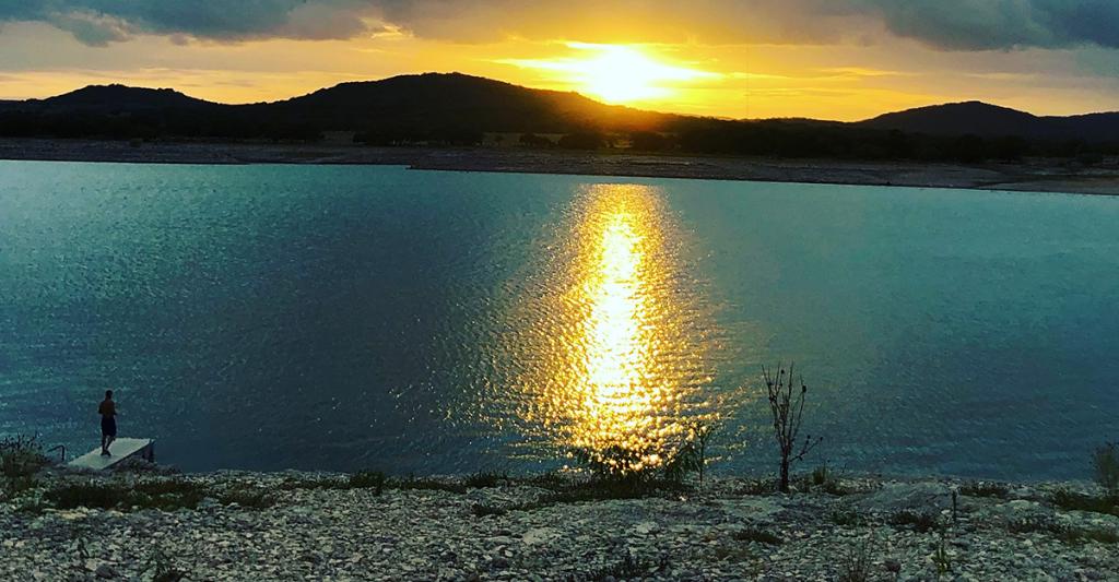 Medina Lake •Lakehills, TX