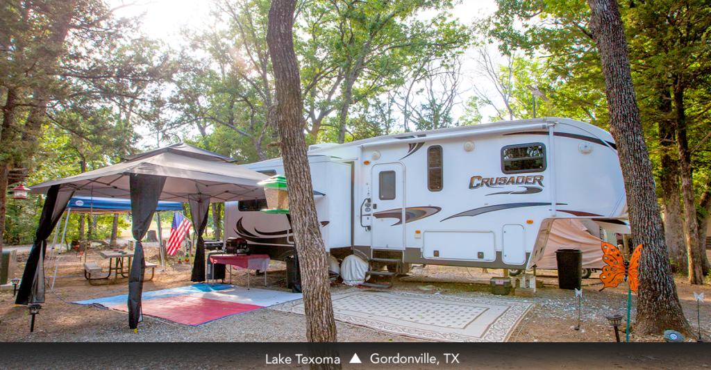 Lake Texoma • Gordonville, TX