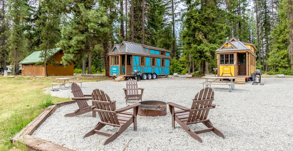 Leavenworth RV Campground • Leavenworth, WA