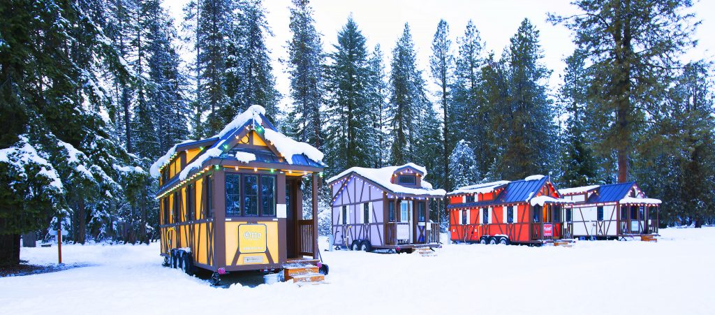 Leavenworth Tiny House Village • Leavenworth, WA
