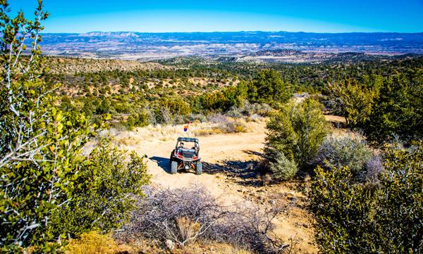 Sedona Jeep Tour